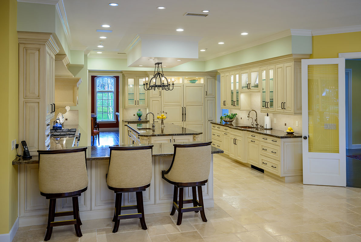 kitchen in lake sherwood